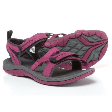 Merrell Siren Strap Q2 Sandals - Nubuck (For Women)