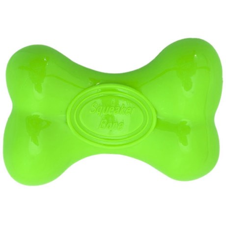 Best Pet Dental Squeaker Bone Dog Toy