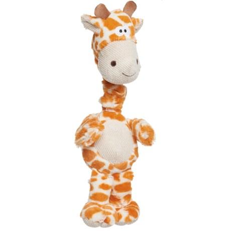 Best Pet Bungee Tug Giraffe Dog Toy - Squeaker