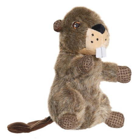 Best Pet Woodland Critters Beaver Dog Toy
