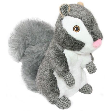 Best Pet Woodland Critters Squirrel Dog Toy - Squeaker