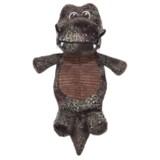 Best Pet Crocosaur Plush Mat Dog Toy - Squeaker