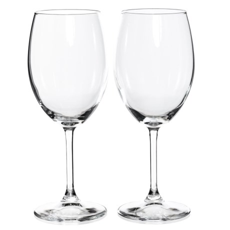 Bormioli Rocco Momenti Red Wine Glasses - 18.25 fl.oz., Set of 2