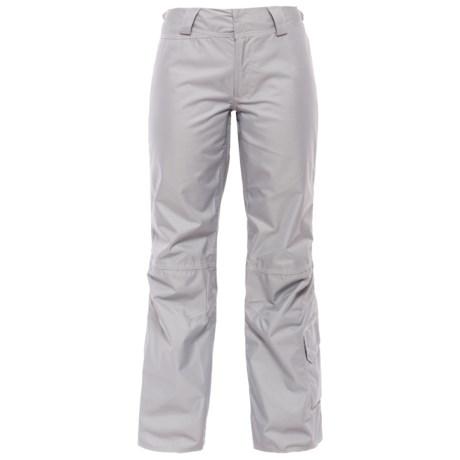NAU Bender Soft Shell Ski Pants - Waterproof (For Women)