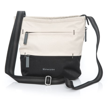 Sherpani Essentials Sadie Medium Crossbody Bag (For Women)