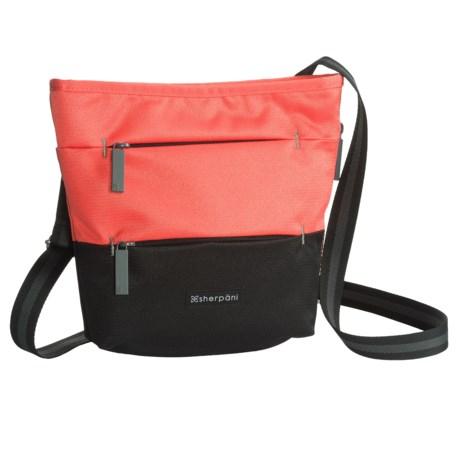 Sherpani Essentials Sadie Medium Crossbody Bag (For Women)