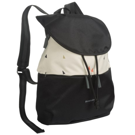 Sherpani Essentials Olive Backpack (For Women)