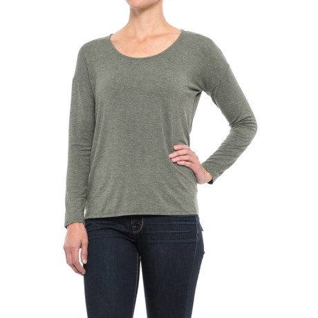 Lucy & Laurel Dolman Shirt - Long Sleeve (For Women)