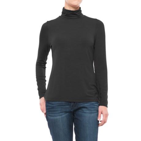 Kenar Modal Turtleneck Shirt - Long Sleeve (For Women)