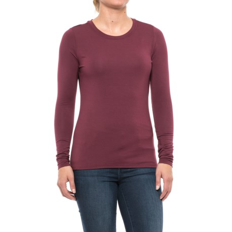 Mercer & Madison Stretch Modal Shirt - Long Sleeve (For Women)