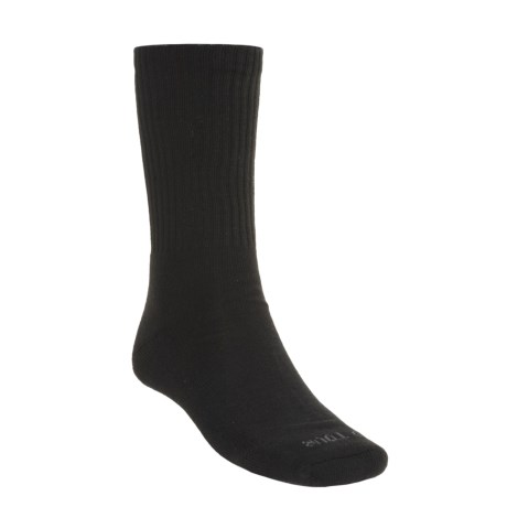 Rockport World Tour Socks - Crew (For Men)
