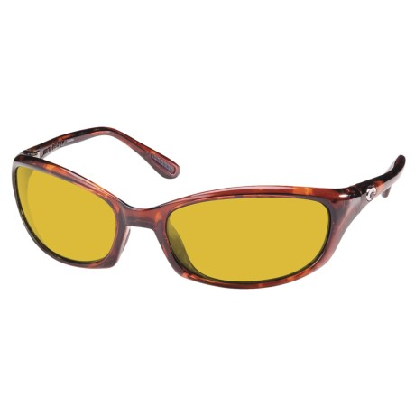 Costa Del Mar Harpoon Sunglasses with Polarized 400 LightWave® Glass Lenses