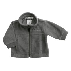 Columbia Sportswear Steens Mountain Fleece Jacket (For Infants)