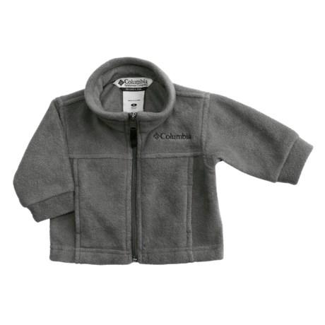 Columbia Sportswear Steens Mountain Fleece Jacket (For Infants)