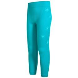 Spyder Boxed Crest Base Layer Pants (For Girls)