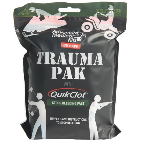 Adventure Medical Kits Trauma Pak with QuikClot® Kit