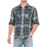 True Grit Mountain High Montana Western Shirt - Snap Front, Long Sleeve (For Men)