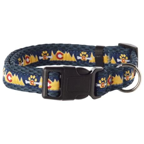 Spiffy Dog Colorado Air Dog Collar