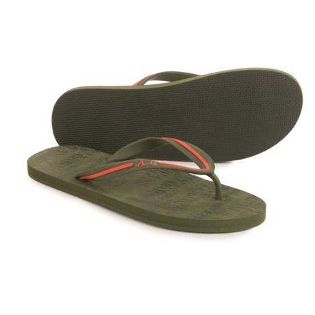 Armani Jeans Flip-Flops (For Men)