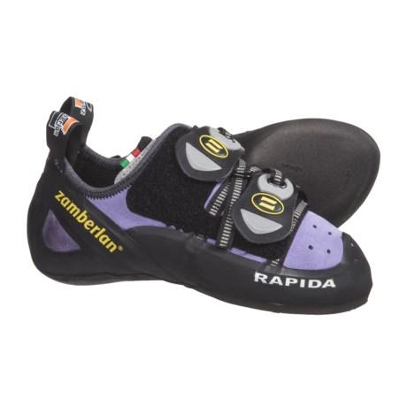 Zamberlan Rapida Climbing Shoes (For Women)