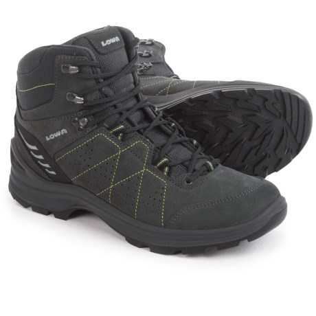 Lowa Tiago Mid Hiking Boots - Leather (For Men)