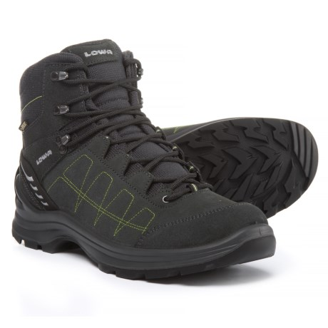 Lowa Tiago Gore-Tex® Mid Hiking Boots - Waterproof, Nubuck (For Men)