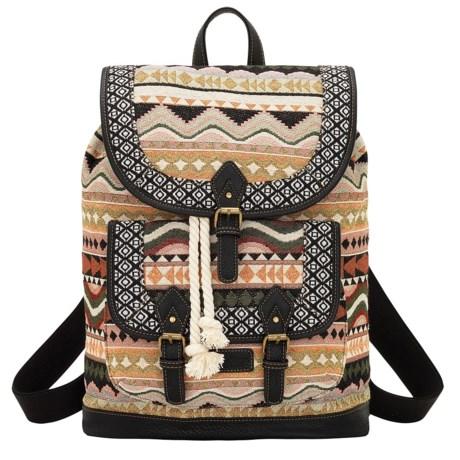 Bandana by American West Santa Fe Backpack (For Women)