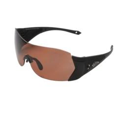 HiDefSpex Raven Sporting Sunglasses - Polarized Ballistx Lenses