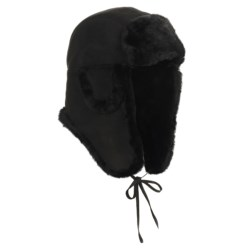 Aston Leather Vermont Hat - Shearling (For Men)
