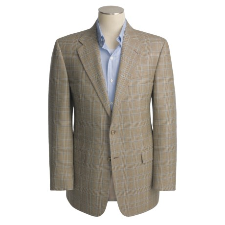 Hickey Freeman Plaid Sport Coat (For Men)