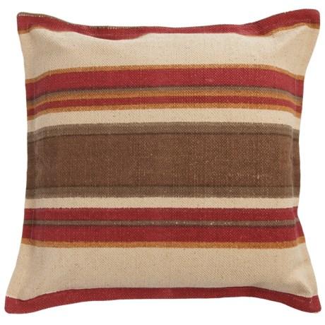 """Rizzy Home Stripe Decor Pillow - 26x26"""""""