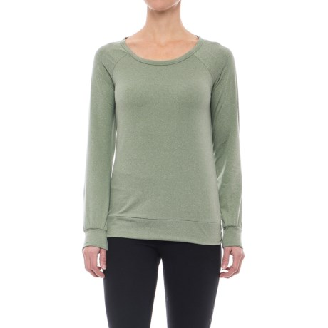 Balance Collection Lively Layering Shirt - Long Sleeve (For Women)