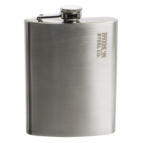 Core Bamboo Stainless Steel Flask - 8 fl.oz.