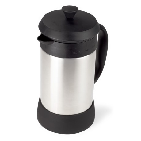 GSI Outdoors Glacier Stainless Steel French Press - 33 fl.oz., Insulated