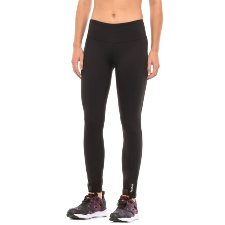 Reebok Sport Leggings - High Rise (For Women)