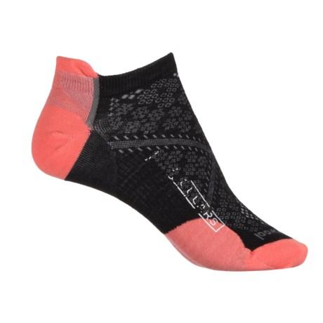 SmartWool PhD Cycle Ultralight Micro Socks - Merino Wool, Below the Ankle (For Women)