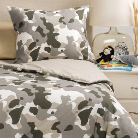 Rizzy Home Camo Comforter Set - Twin