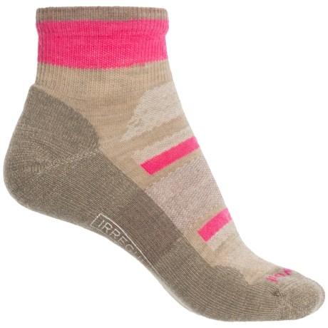 SmartWool Outdoor Advanced Light Mini Socks - Merino Wool, Ankle (For Women)