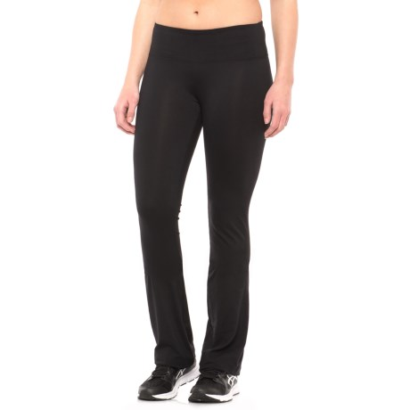 Balance Collection Barely Flare Pants (For Women)