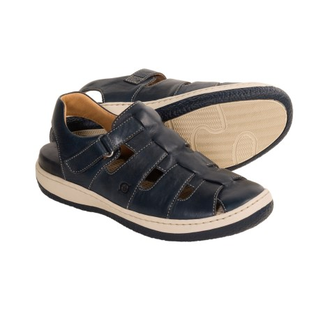 Born Tabo Fisherman Sandals - Leather (For Men)