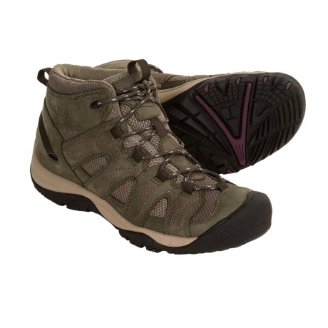 Keen Shasta Mid Hiking Boots - Leather (For Women)