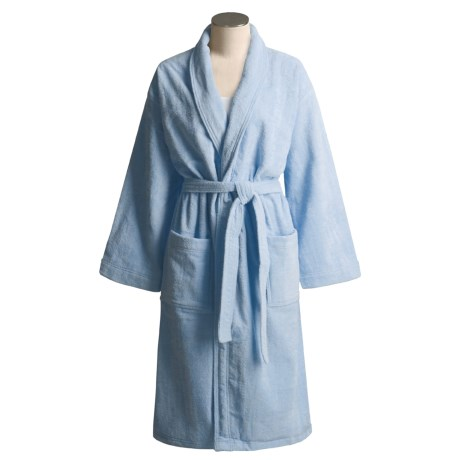 terry cloth mens robe review of the bernard company cotton terry robe for men and women by. Black Bedroom Furniture Sets. Home Design Ideas