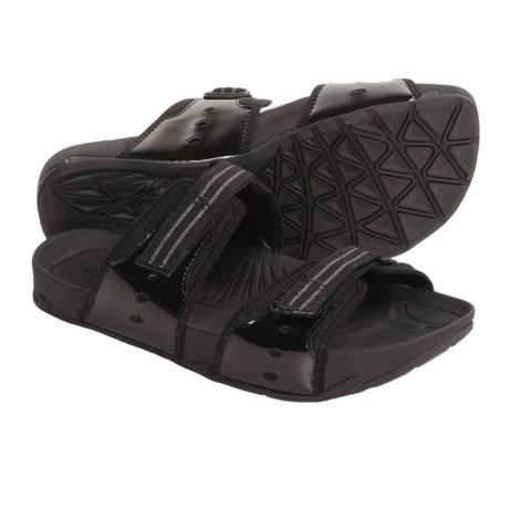 Earth Exer-Slide Sandals - Adjustable (For Women)