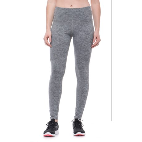 Layer 8 Textured Honeycomb Leggings (For Women)