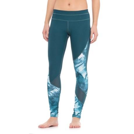 Apana Printed Leggings (For Women)