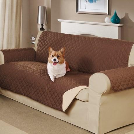 """Mason Home Décor Reversible Sofa Cover - 75x110"""""""