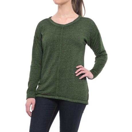 Specially made Polar Fleece-Lined Shirt - Long Sleeve (For Women)