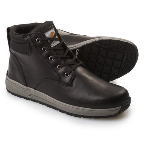 "Carhartt Lightweight Wedge Work Boots - Leather, 4"" (For Men)"