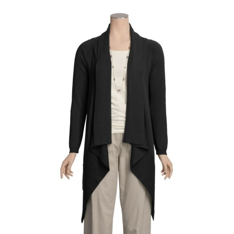 Kinross Supima® Cotton Sweater (For Women)