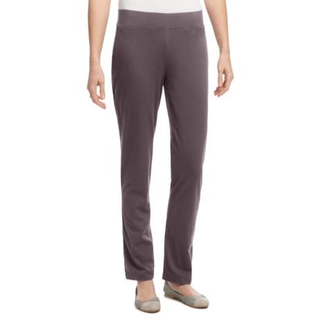 Neon Buddha Skinny Stretch Pants (For Women)